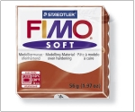 Staedler® FIMO® Soft Indian Red 24 (56г)